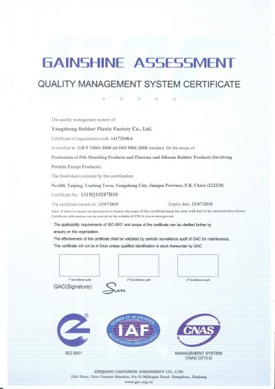 Gainshine Assessment