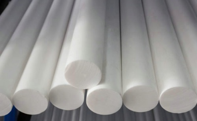Extruded PTFE Rods