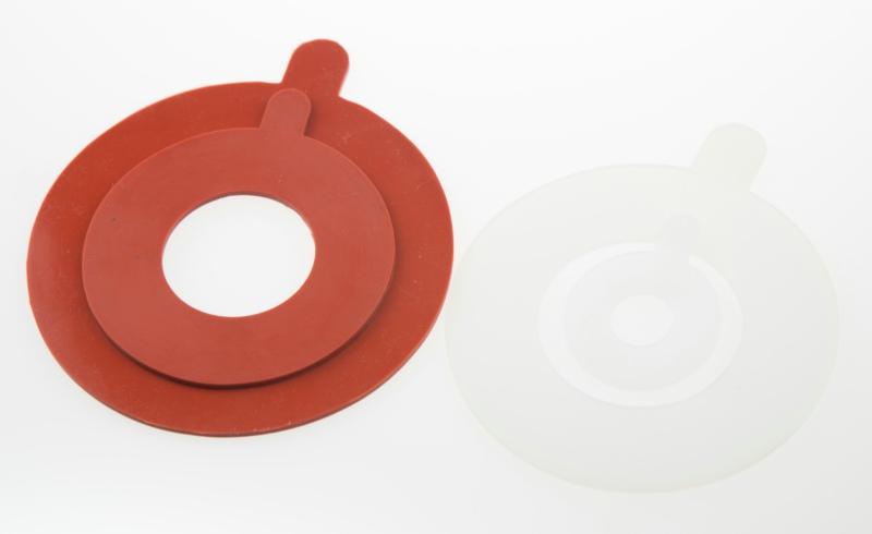VMQ rubber gasket